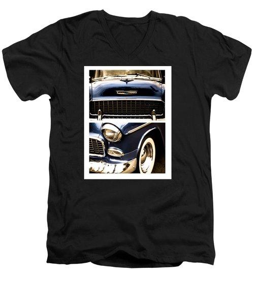 Classic Duo 4 Men's V-Neck T-Shirt