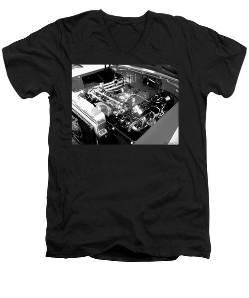 Classic Power Men's V-Neck T-Shirt