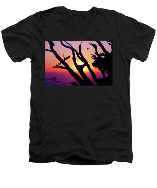 Closing Time Men's V-Neck T-Shirt