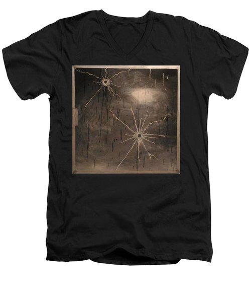 Cloud Cover Men's V-Neck T-Shirt