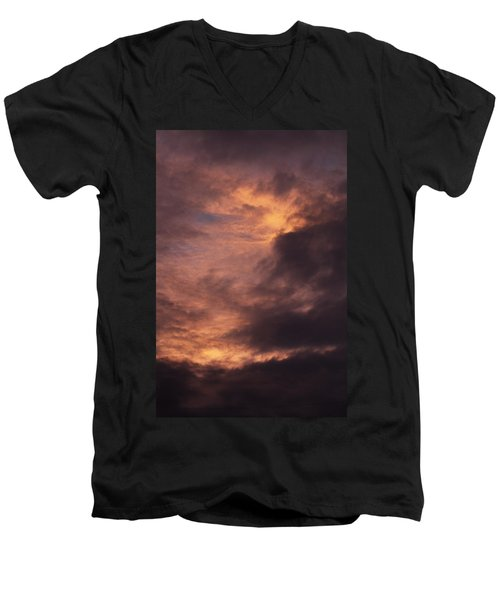 Clouds Men's V-Neck T-Shirt