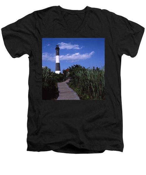 Cnrf0702 Men's V-Neck T-Shirt