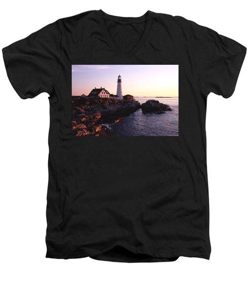 Cnrf0904 Men's V-Neck T-Shirt