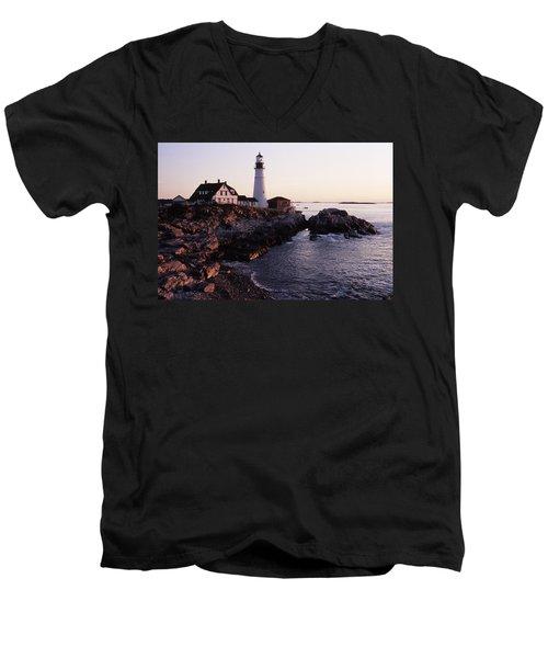 Cnrf0905 Men's V-Neck T-Shirt