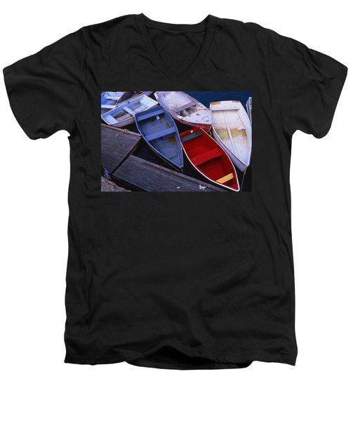 Cnrf0906 Men's V-Neck T-Shirt