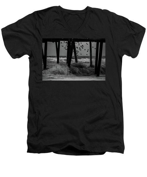 Coastal Movements Men's V-Neck T-Shirt