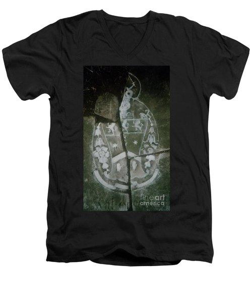 Coat Of Arms Men's V-Neck T-Shirt