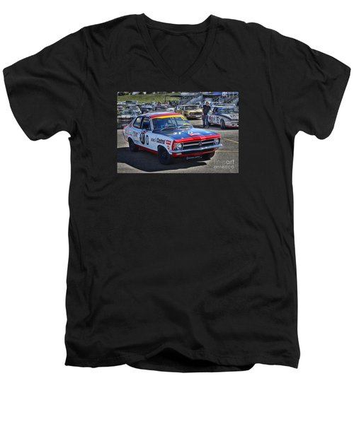 Colin Bond Torana Gtr Men's V-Neck T-Shirt