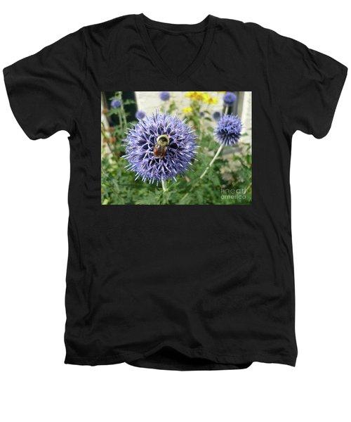 Collector Men's V-Neck T-Shirt