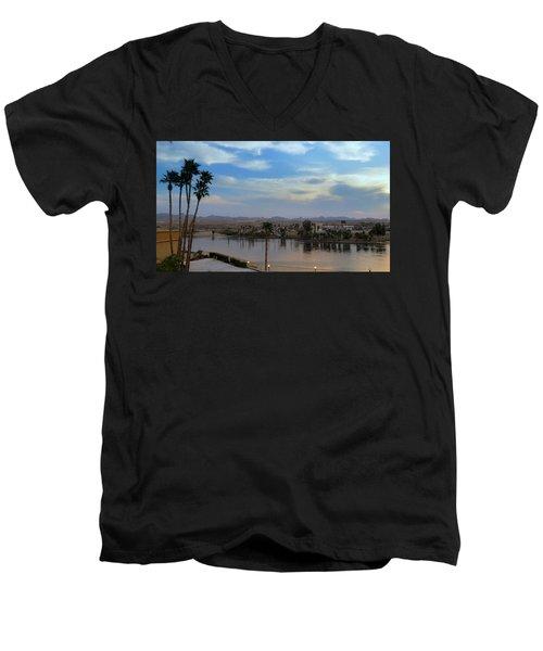 Colorado River View Men's V-Neck T-Shirt