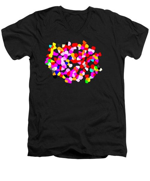 Colors Of The Wind Men's V-Neck T-Shirt