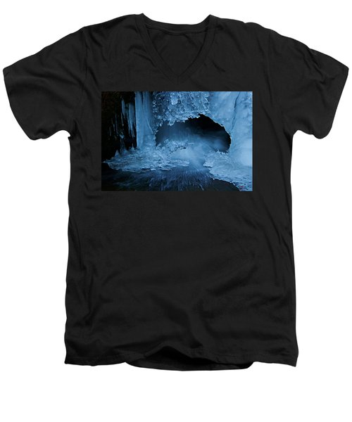 Come Inside Men's V-Neck T-Shirt