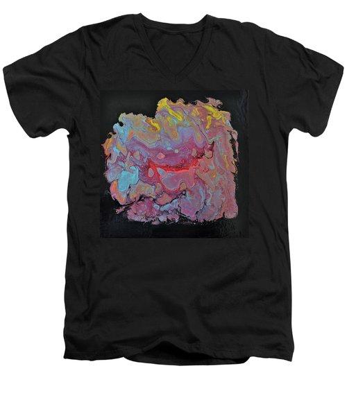 Concentrate Men's V-Neck T-Shirt