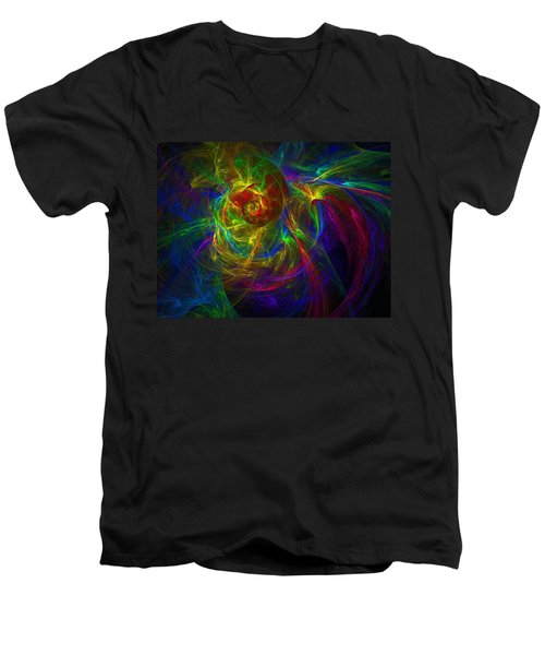 Conceptual Alchemy Men's V-Neck T-Shirt
