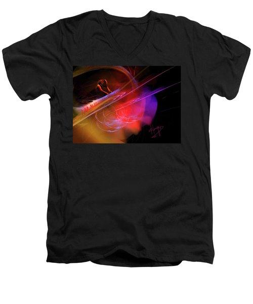Concerto In Ursa Minor Men's V-Neck T-Shirt