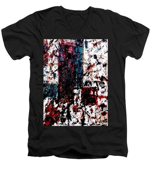 Conversation  Men's V-Neck T-Shirt