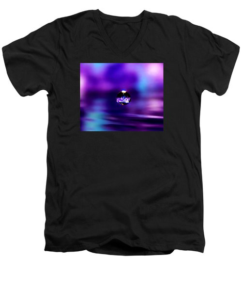 Cosmic Men's V-Neck T-Shirt