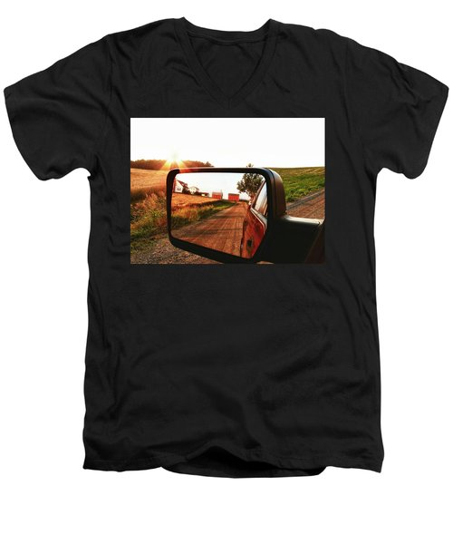 Country Boys Men's V-Neck T-Shirt