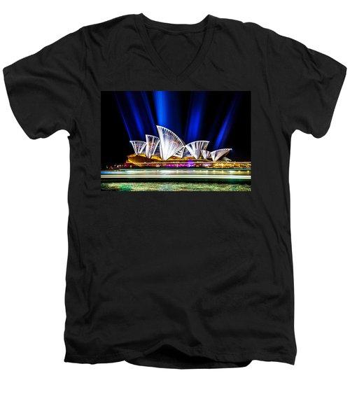 Crown Jewels Men's V-Neck T-Shirt