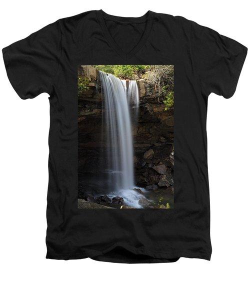 Cucumber Falls 3 Men's V-Neck T-Shirt