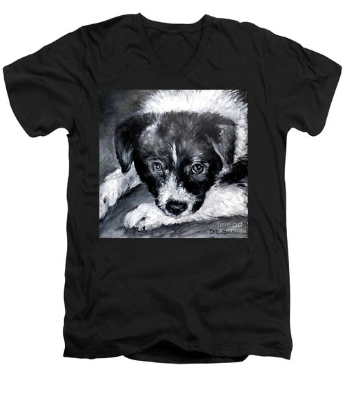 Cutie Pie Men's V-Neck T-Shirt