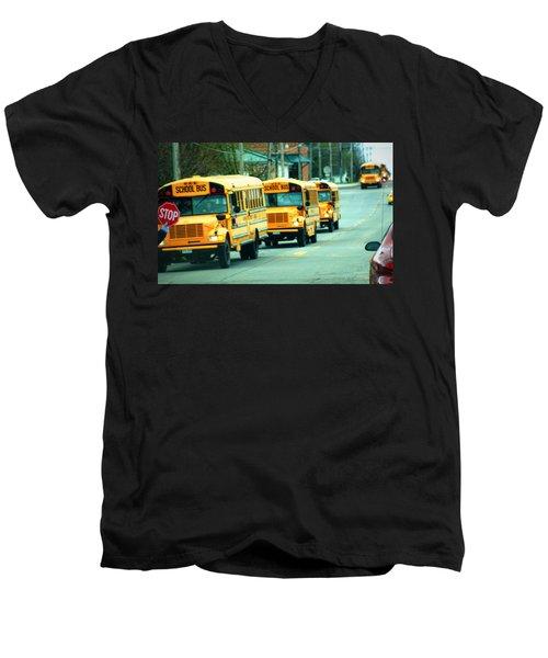 Daily Parade Men's V-Neck T-Shirt