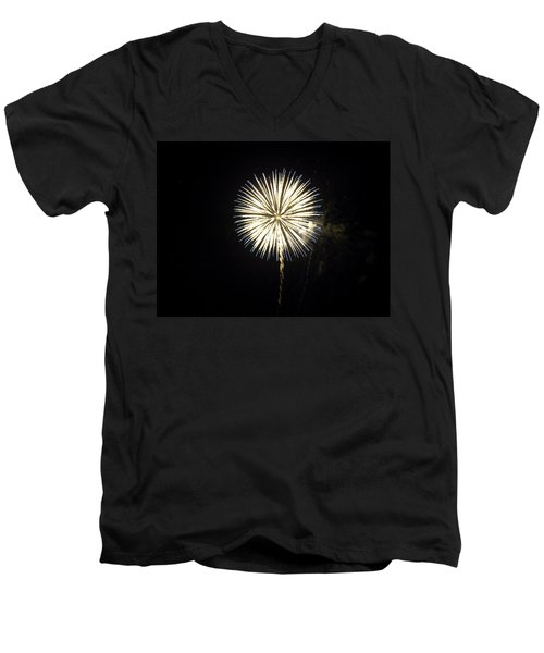 Dandelion Life Men's V-Neck T-Shirt