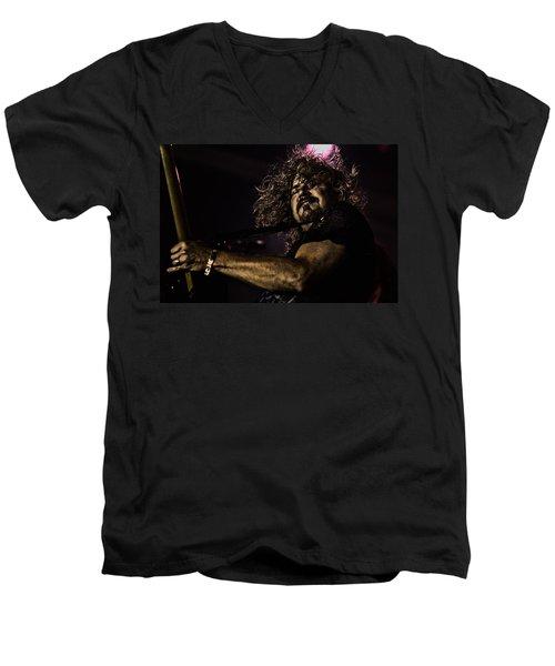 Danny Chauncey Iv Men's V-Neck T-Shirt