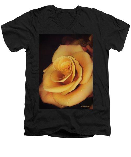 Dark And Golden Men's V-Neck T-Shirt
