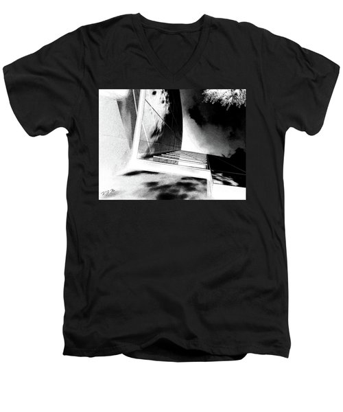 Dark City Men's V-Neck T-Shirt