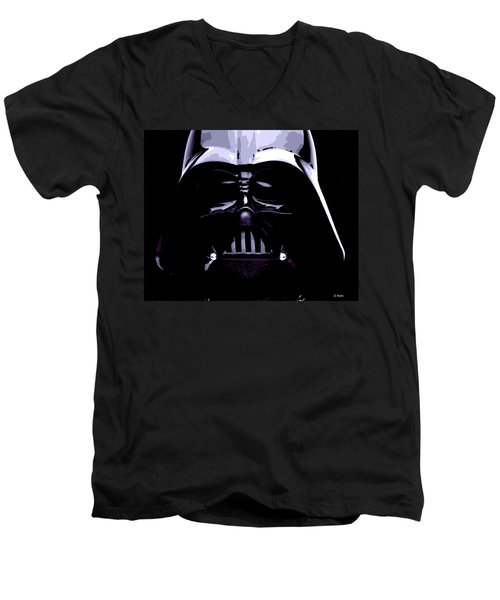 Dark Side Men's V-Neck T-Shirt