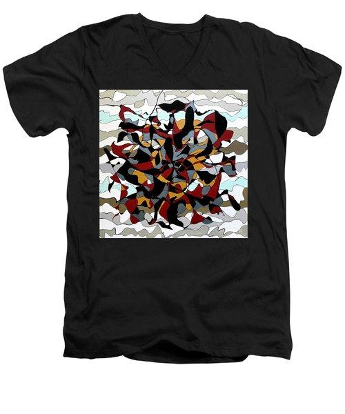 Dazed And Confused  Men's V-Neck T-Shirt