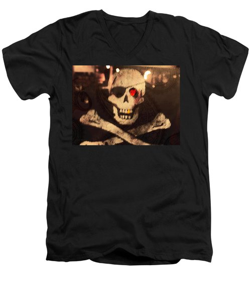 Dead Man's Chest Men's V-Neck T-Shirt