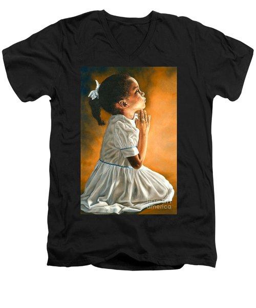 Dear Father 2 Men's V-Neck T-Shirt
