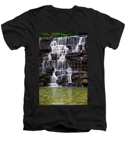 Devil Men's V-Neck T-Shirt
