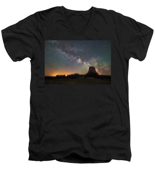 Devils Night Watch Men's V-Neck T-Shirt