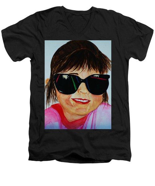 Devin Men's V-Neck T-Shirt