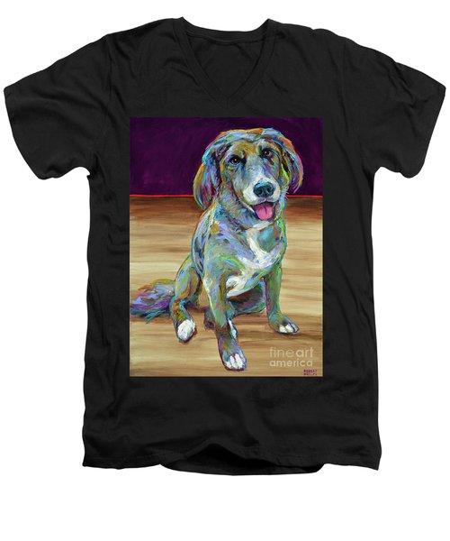 Doc Men's V-Neck T-Shirt
