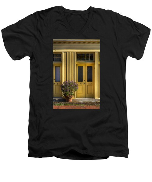 Door 4 Men's V-Neck T-Shirt