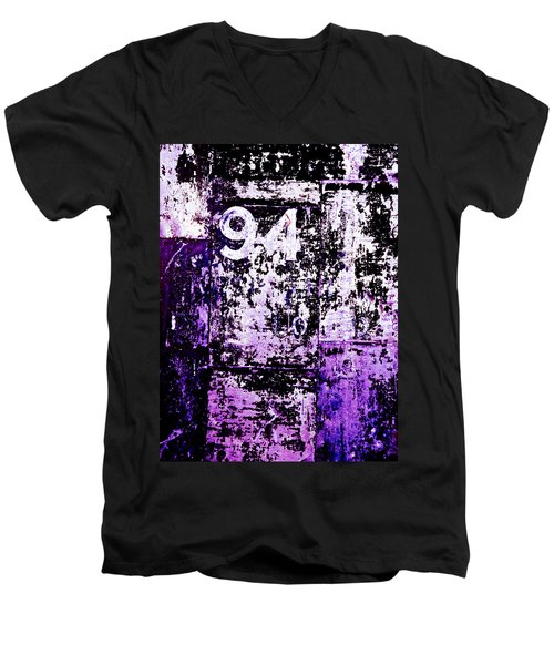 Door 94 Perception Men's V-Neck T-Shirt