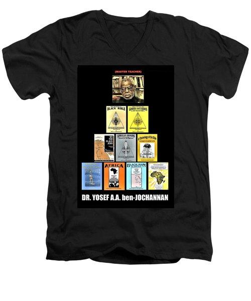 Dr. Ben Men's V-Neck T-Shirt