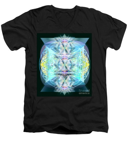 Dragon's Chalice Men's V-Neck T-Shirt