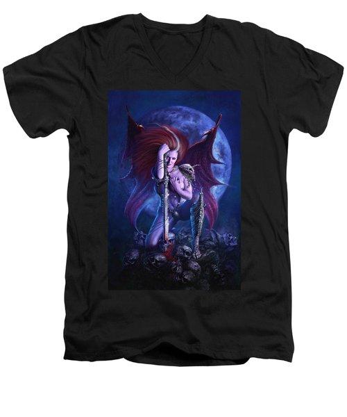 Drakaina Men's V-Neck T-Shirt