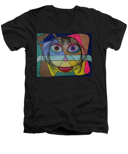 Dream 108 Men's V-Neck T-Shirt