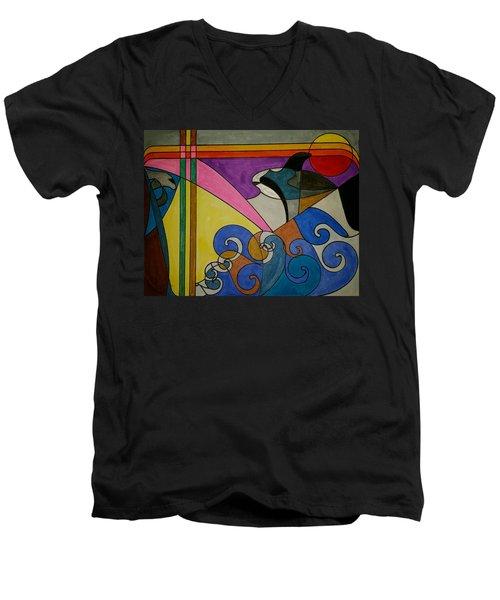 Dream 176 Men's V-Neck T-Shirt
