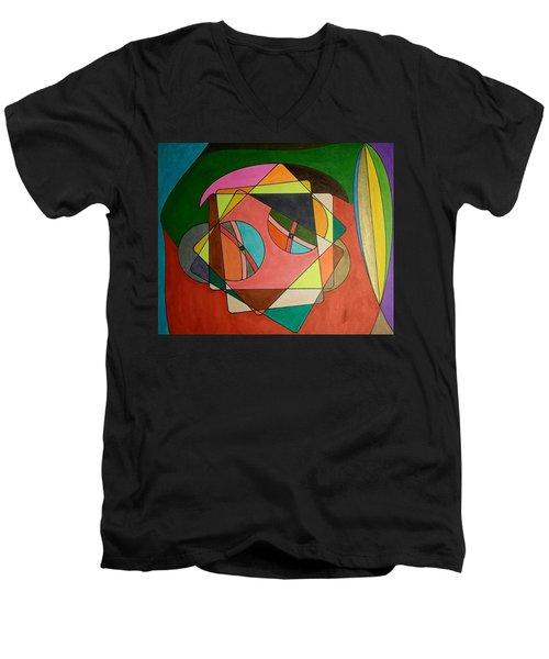 Dream 332 Men's V-Neck T-Shirt