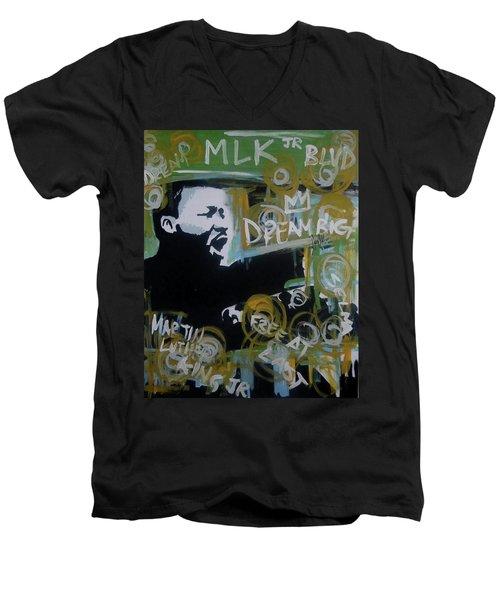 Dream Moore Men's V-Neck T-Shirt