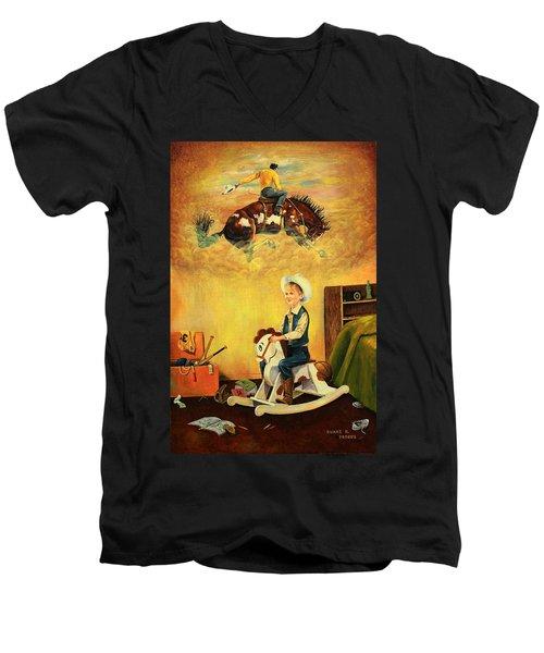 Dreamin Men's V-Neck T-Shirt