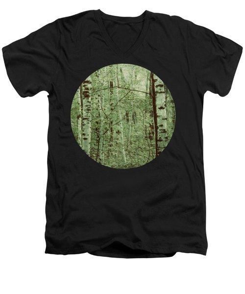 Dreams Of A Forest Men's V-Neck T-Shirt