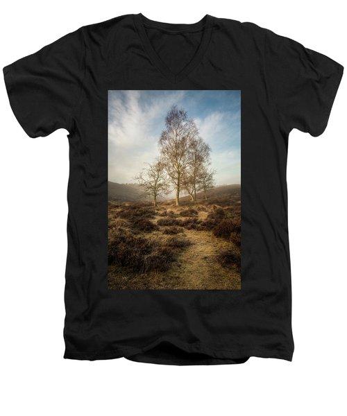 Dreamy Men's V-Neck T-Shirt